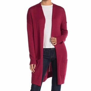 Abound Long Knit Cardigan sweater  NWT